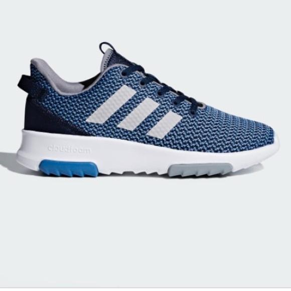 Adidas Cloudfoam Boys Shoes